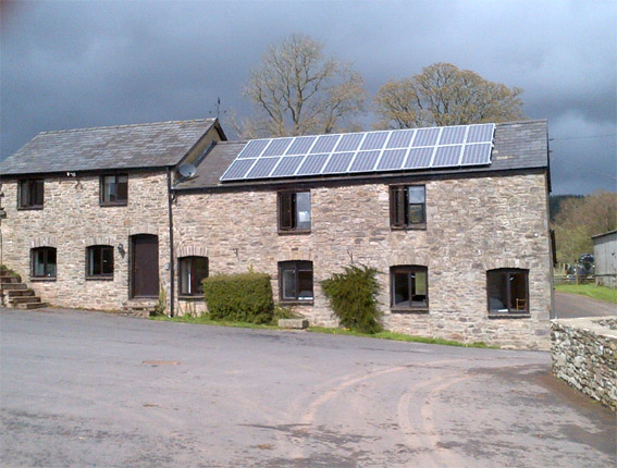 Bunkhouse Accommodation in Wales and the Brecon Beacons