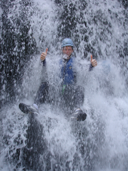 Gorge Walk Wales Contact us